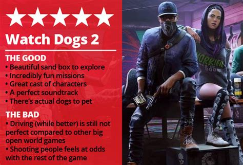 dogs 2 rating dogs 2 review ubisoft s best in years is a match for gta 5 daily