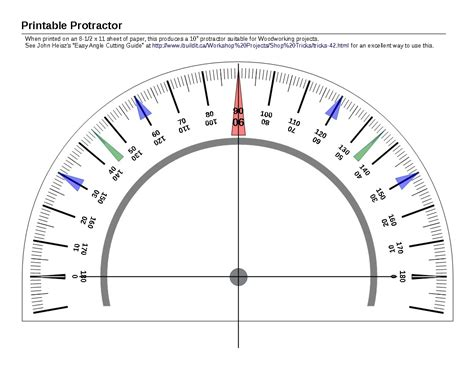 printable protractor protractor print out www pixshark com images galleries