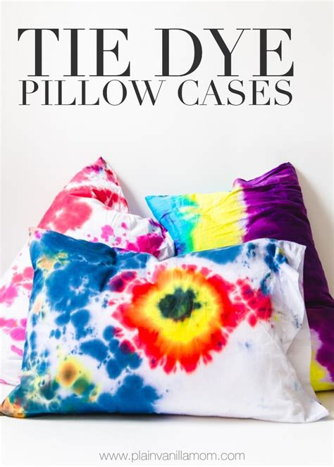 How To Tie Dye Pillow Cases 9 summer boredom busters for boys