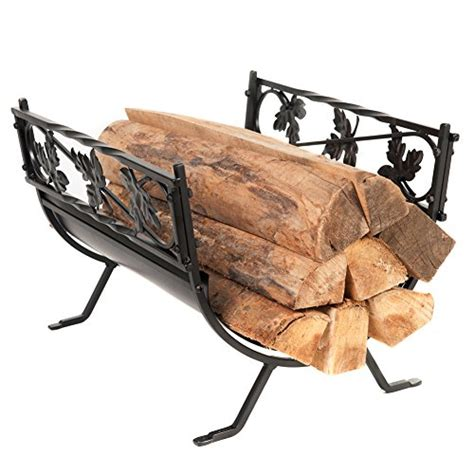 wrought iron firewood rack best indoor wood rack out of top 8 2018