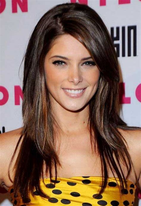 hairstyles for long straight hair with side bangs and layers 15 long layers with side bangs hairstyles haircuts