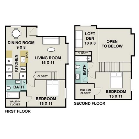 walk up apartment floor plans the breakers apartments for rent daytona beach south