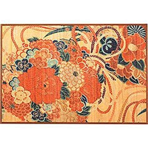 pier one bamboo rug pier one bamboo rugs beuluv