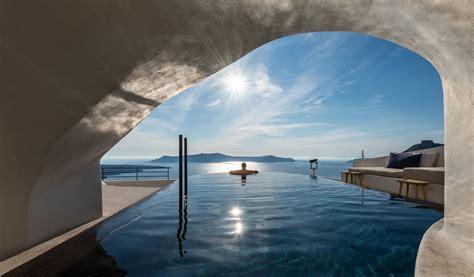 porto santorini porto fira suites santorini by interior design