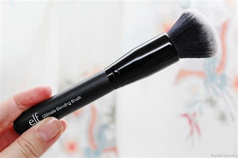 E L F Blending Brush e l f cosmetics e l f studio ultimate blending brush