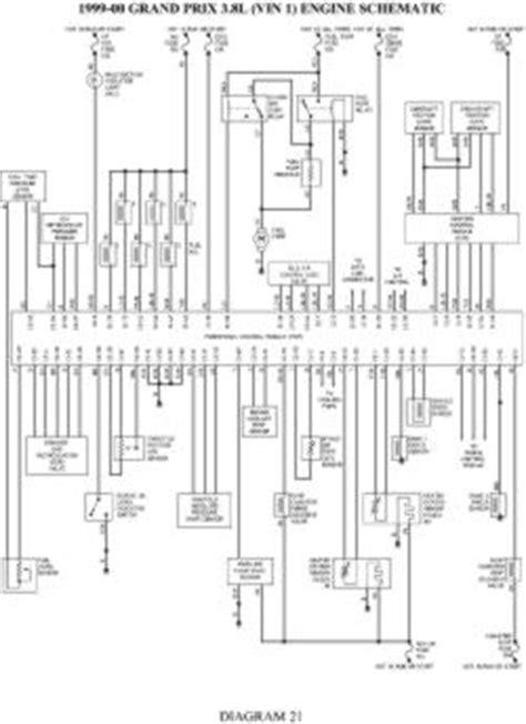Pontiac Grand Prix Ignition Switch Wiring Diagram - Wiring