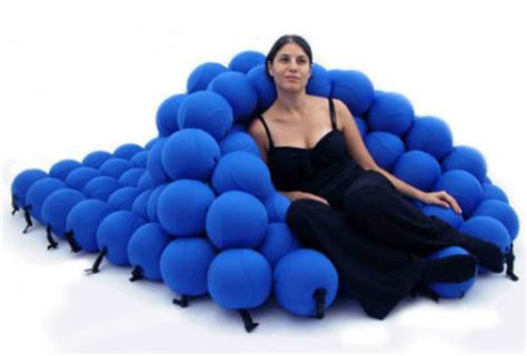 feel seating system transforming feel seating system made of squishy spheres