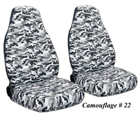 black and white camo car seat covers army camo camo 31 front set seat covers 97 02 jeep