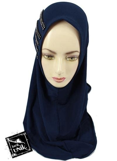 Pashmina Instan Polos Warna Murah jilbab syria permata polos spandek warna jilbab pashmina murah batikunik