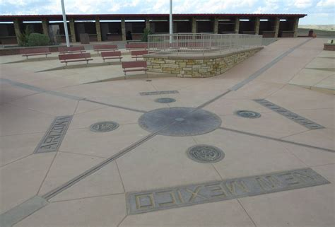 For Corners four corners monument it s worth the drive the walking