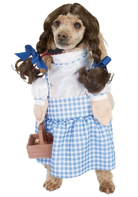 dogs costume dorothy costume