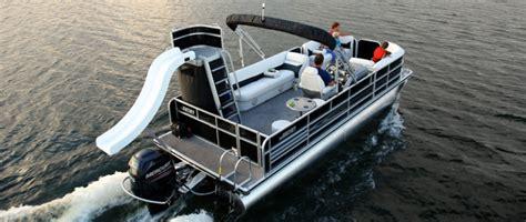inflatable pontoon boat slide water slides for boats bing images
