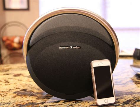 Speaker Bluetooth Harman onyx studio portable wireless bluetooth speaker by harman kardon 187 gadget flow