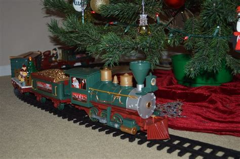 82 best ideas about christmas tree under the train on