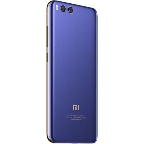 Xiaomi Mi 6 Ram 6 128gb Blue mobile phones mi 6 dual sim 128gb blue 6gb ram 170345