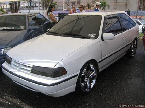hyundai excel forum hyundai excel mods car parts pakwheels forums