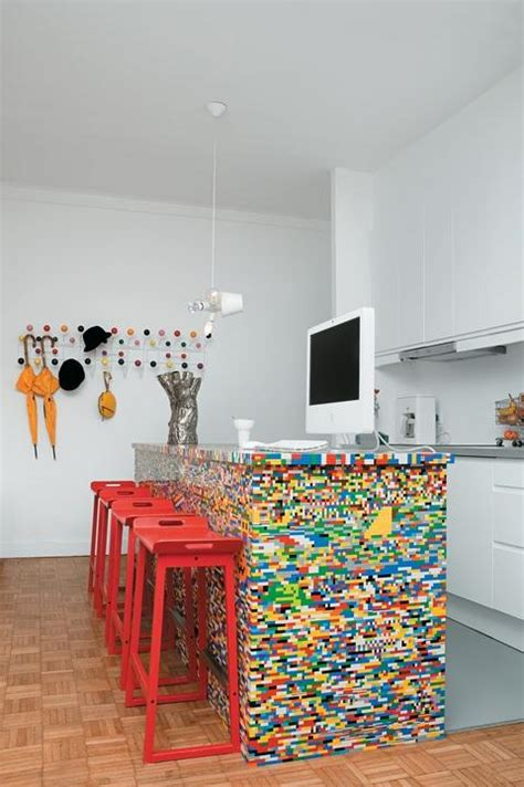 lego kitchen island 40 striking lego room designs and ideas interiorsherpa