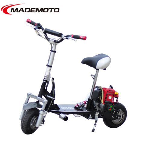 Motor Mini Scooter by China Manufacturer Mini Folding Gas Motor Scooters With