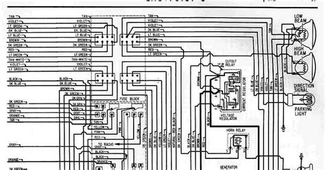 1962 chevy truck wiring diagram fuse box auto wiring diagram