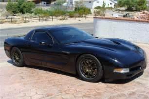 1999 chevrolet corvette custom 2 door coupe 154812