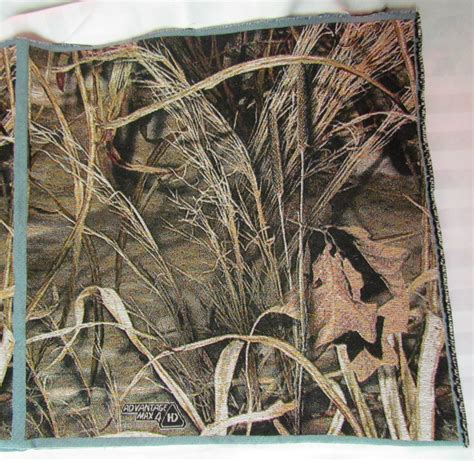 Max 4 Camo by Advantage Max 4 Hd Camouflage Camo Tapestry Fabric Pillow