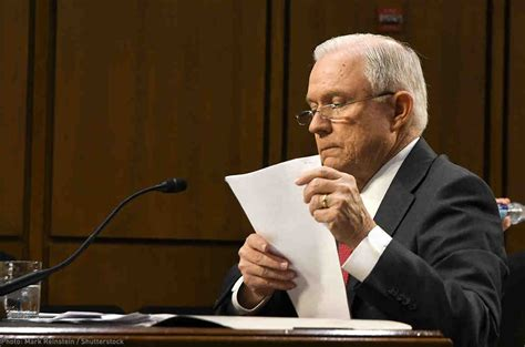 jeff sessions last action jeff sessions thinks it should be legal to fire you for