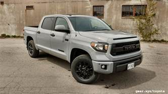 Toyota Tundra Trd Pro Review 5 Things You Need To About The 2017 Toyota Tundra Trd