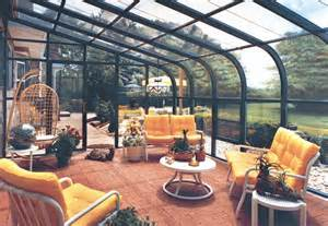 Furniture For Sunrooms Glass Room The Perfect Combination Of Garden And Living