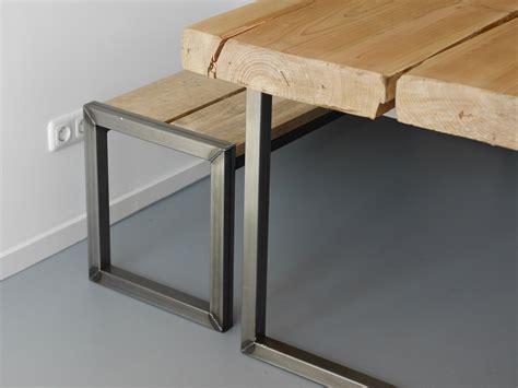 industriele tafel amsterdam industri 235 le meubels van staal en hout indusigns