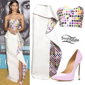 zendaya coleman s clothes amp steal her style