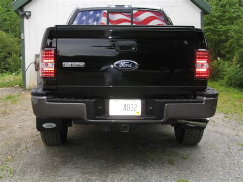 2005 ford f150 lights flareside taillights f150online forums