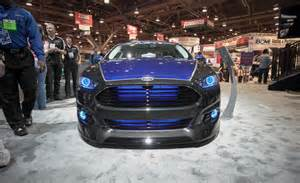 Ford Fusion Performance Car And Driver