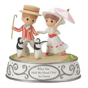 precious moments disney shop collectibles disney s poppins musical figurine by precious moments
