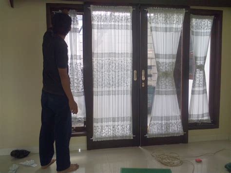 Lapisan Gorden Harga Jual Gorden Minimalis Murah Model Terbaru 2018