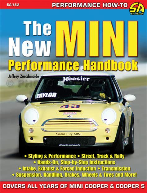 auto manual repair 2004 mini cooper on board diagnostic system the new mini performance handbook full color edition