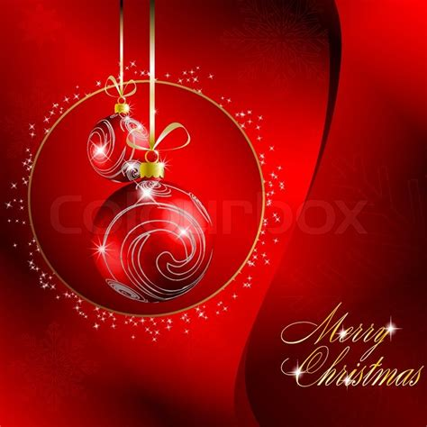 red merry christmas background stock photo colourbox