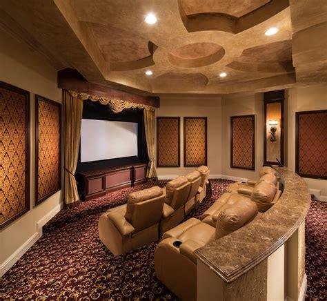 home theater design miami hollywood florida mediterranean home theater miami