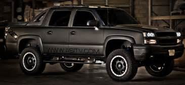 2005 chevy avalanche new look by dunn fab dunnfab