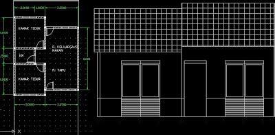 tutorial menggambar interior rumah desain kataideku tutorial autocad 3d menggambar