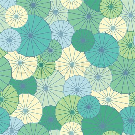 umbrella pattern design romantic pattern with umbrellas stock vector colourbox