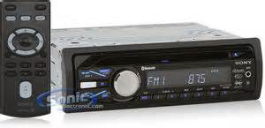 Sony Mex 1gp Cd Player With Built In Mp3 Memory At Crutchfield Sony Mex Bt2800 In Dash Cd Receiver Mp3 Wma Player With Bluetooth
