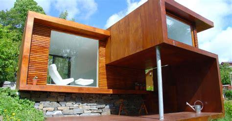 desain rumah semi permanen 10 contoh desain rumah minimalis menggunakan bahan