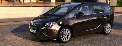 Opel Dk Opel Zafira Tourer Flexivan Kompakt Familiebil Med 5