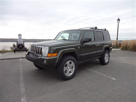 2006 Jeep Commander Lift Kit Another Fdufour226 2007 Jeep Commander Post 6242260 By