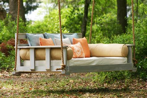 outdoor swing couch noah vintage porch swings