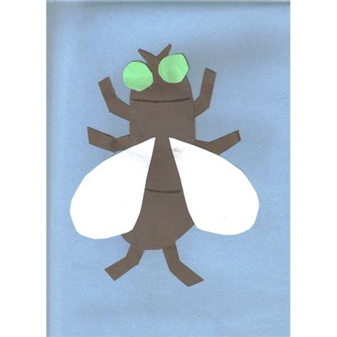 Construction Paper Crafts For Preschoolers - bug out these three preschool bug crafts