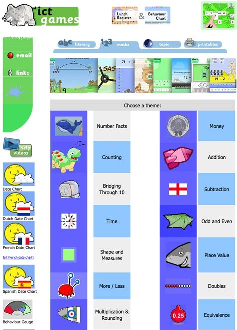 pattern ict games 38 best images about reinforcing skills on pinterest