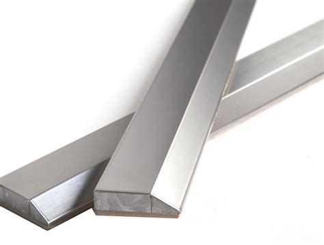 stainless steel metal bullnose border edge trim