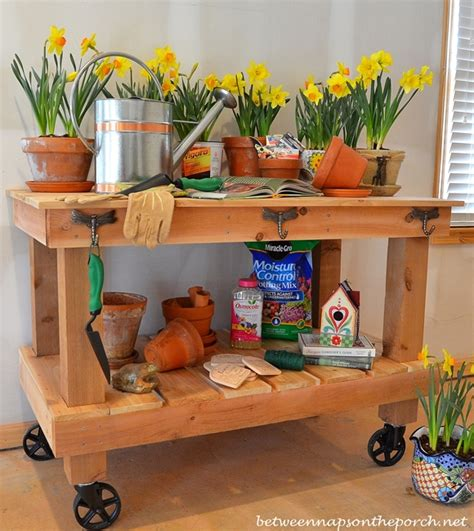 lowes potting bench pdf potting bench plans lowes plans free