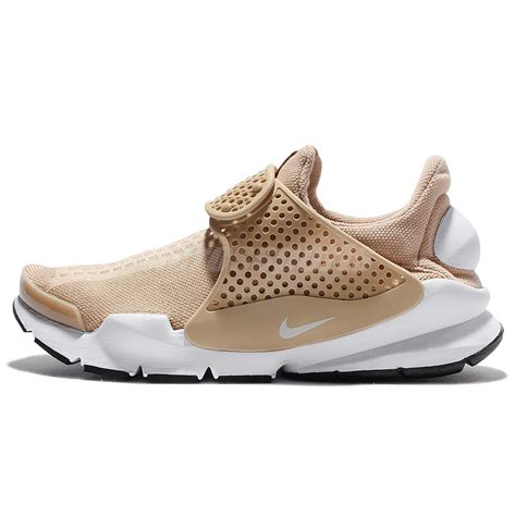 sock shoes for running wmns nike sock dart linen white running shoes